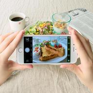 カメラ初心者女子が挑戦!<br />料理をスマホで簡単、オシャレに撮るポイントとは?