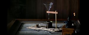 異素材を組み合わせて、世界にひとつだけのコーヒースタンド作りに挑戦!