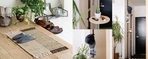 お家の顔でもあり、誰もが必ず通る場所!快適で使いやすい玄関インテリアを作るポイントをご紹介♪