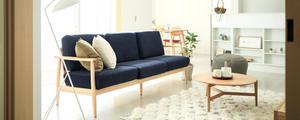 新築一戸建 3棟のモデルハウス「 和田興産 」様へ家具を納品しました。