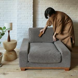 【動画】ソファーのお手入れ方法をご紹介します。<ファブリック編>