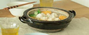 【お料理レシピ】爽やかな香りでほんのり甘い「冬に食べたい 彩りみかん鍋♪」