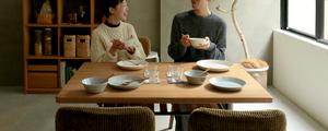 【動画】ダイニングテーブルのサイズの選び方をご紹介します。