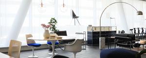 ハイブランド家具を扱うインターオフィス様に学ぶ!快適なオフィス空間づくりとは?