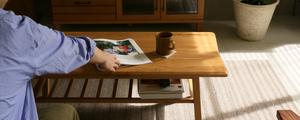 【動画】収納のあり・なしのメリットを把握して、暮らしにあったテーブルを選ぼう!