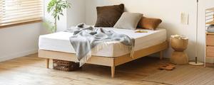 湿気を気にせず、快適に眠ろう。通気性の高いベッドを選ぶ、2つのコツとは?