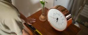 【わたしの愛用品】両親へのプレゼント。RIKI CLOCK 銅の時計の魅力をお伝えいたします。