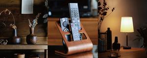 テレビボードに乗せるのはテレビだけ?テレビボードの余白を使い、素敵なゾーンに仕上げよう♪