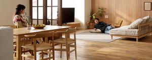 足元を温めるだけじゃない!?ダイニングこたつテーブルの3つの魅力をご紹介します!