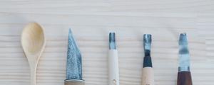 自宅でおこなう木工DIY!ぬくもり感じる手彫りスプーンを作ってみました。