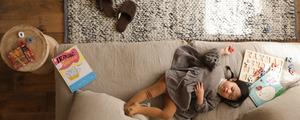 ソファーの座り心地を比較。【 AGRA / folk / NOANA / rect unit sofa 】を固さ順に、解説します。
