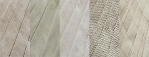 コーディネートにぴったりの1枚を。自然素材カーテン5種の【 素材感 】を比較しました。
